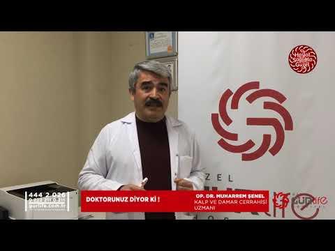 OP. DR. MUHARREM ŞENEL | VARİS TEDAVİLERİ HAKKINDA ! PART1