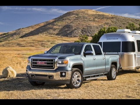2014 GMC Sierra 1500 Review