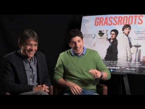 Jason Biggs Interview with Grassroots director Stephen Gyllenhaal