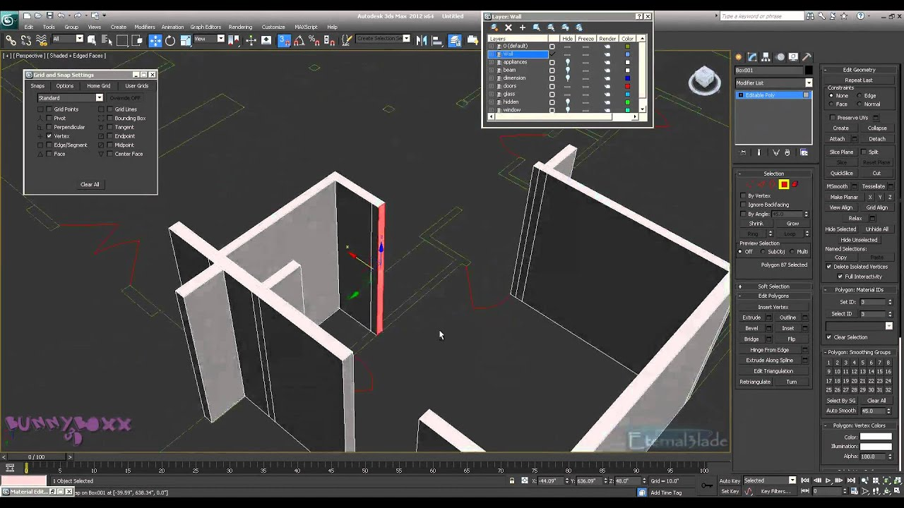3ds Max Exterior Models 3ds Max Modelling a Complete