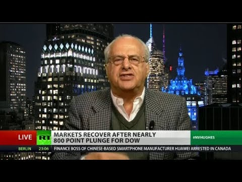 'Crazy uncertainty' good politics for Trump but bad for US – Richard Wolff