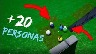 LA PARTIDA MAS LOCA DE MI VIDA CON RUBEN !! **+20 Personas** | Golf It