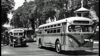 """Buenos Aires en los años 1930/40/50 por """"El Escritor de la Web"""""""