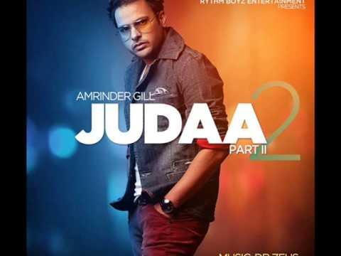 Amrinder Gill new song Mera Deewanapan 2014 judaa 2