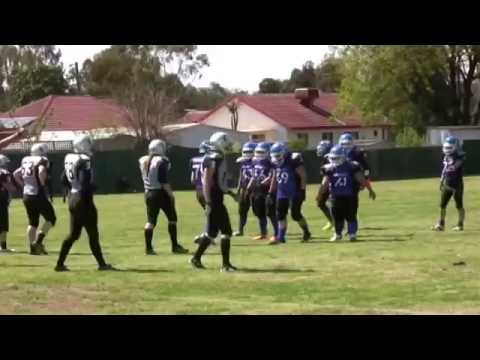 2014 Women's Week 1 - Lady Raiders v Melbourne Uni Chargers