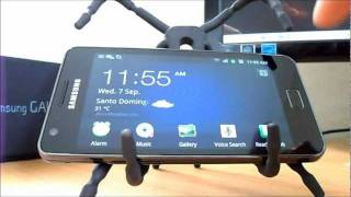 Samsung Galaxy S II - HD 1080p Review