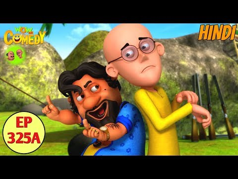 Motu Patlu 2019 | Cartoon in Hindi | 3D Animated Cartoon Series for Kids | Patluji Ki Dulhania thumbnail