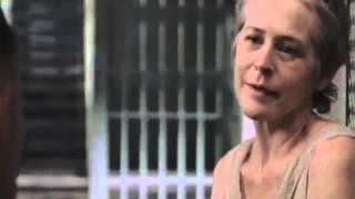 The Walking Dead Escena eliminada temporada 3   Merle and Carol