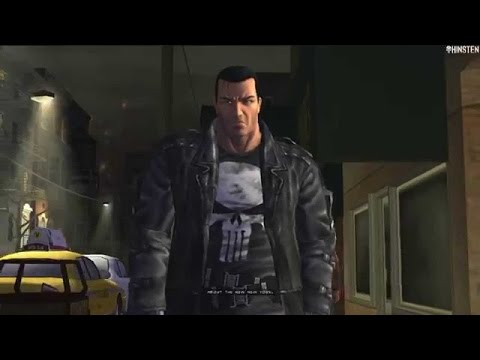 Мэддисон играет в The Punisher