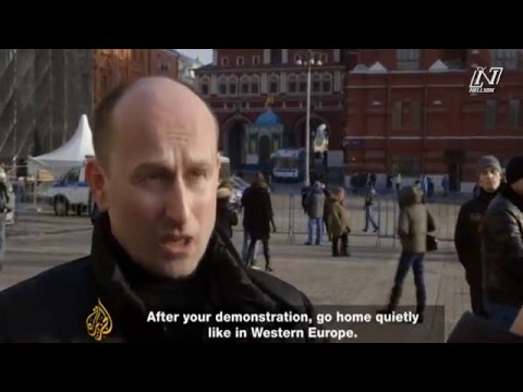 Putin's Russia- part 1, Путинская Россия- часть1! [ENG SUB]
