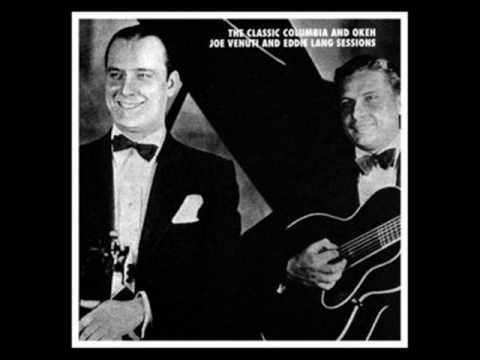 Joe Venuti&Eddie Lang - I've Found a New Baby