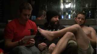 All Shall Perish Interview in Lincoln, NE - Backstage Entertainment
