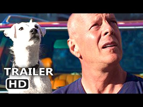 ONCE UPON A TIME IN VENICE Trailer (Action, Comedy - 2017) Bruce Willis