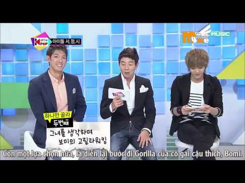 [Vietsub] 121123 FT Island - All the Kpop ep 1 {m4meisland}