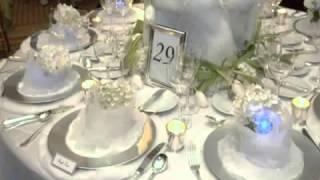 Arreglos Florales para Matrimonio y Decoracion de Eventos   YouTube