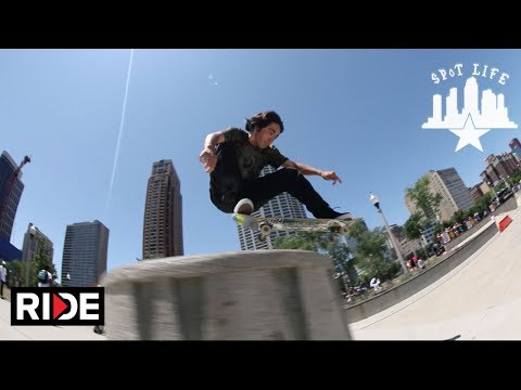 2017 Damn Am Chicago: Indy Best Trick –Alex Midler, Zach Saraceno, Maurio McCoy –SPoT Life