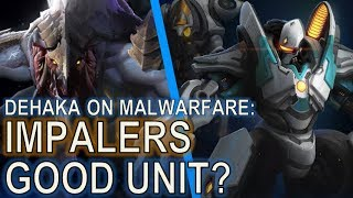 Starcraft II: Are Buffed Impalers Great Now?