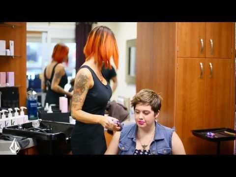 Volcomunity - Festival Ready Hair - Pop of Color