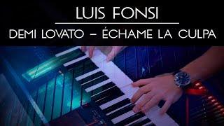 Download Lagu Luis Fonsi, Demi Lovato - Echame la Culpa | Yaroslav Oliinyk Piano Cover Gratis STAFABAND