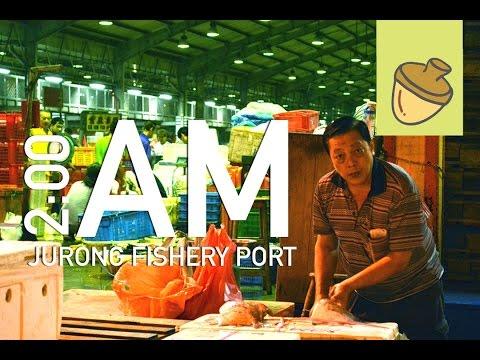 2AM . Jurong Fishery Port [Photog Series]