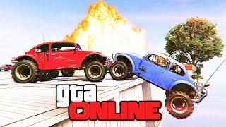 GTA 5 ONLINE - УГАРНОЕ ДЕРБИ! #124