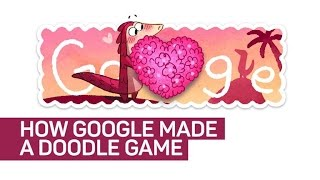 How Google made a Doodle game