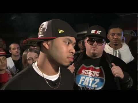 Rap Battle America - T REX vs. DONNIE MENACE
