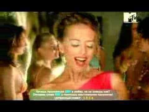 Клип Жанна Фриске - Где-то лето