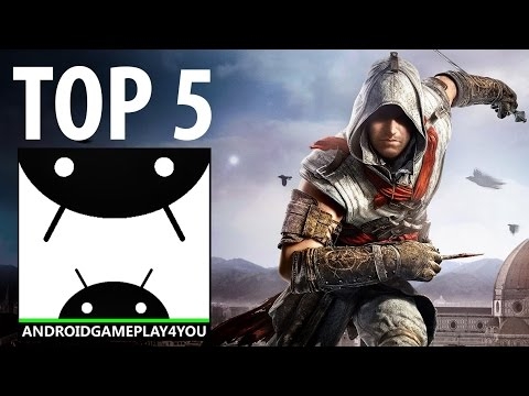 TOP 5 BEST ANDROID STEALTH GAMES 2016!