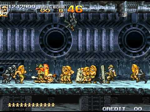 Metal Slug 5 Walkthrough Neo Geo