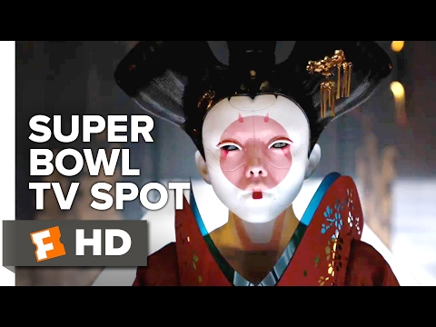 Ghost in the Shell Super Bowl TV Spot (2017) | Movieclips Trailers