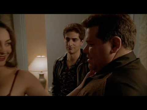 The Sopranos - Jimmy Altieri Is Whacked Video
