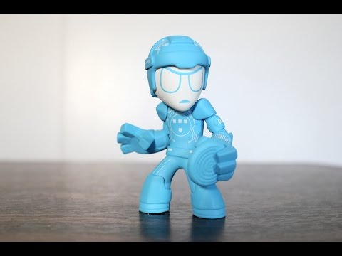 Tron Funko Science Fiction Mystery Mini review