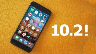 What's new in iOS 10.2!
