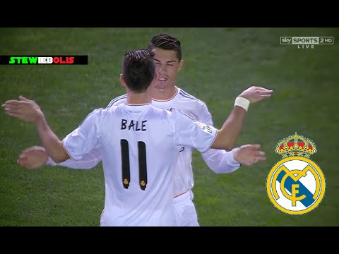 Gareth Bale ? First Match for Real Madrid ? HD #Bale