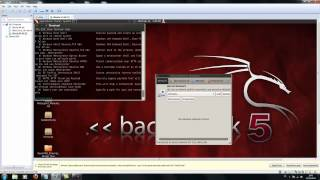 Hack windows 7 SET 3.1.4