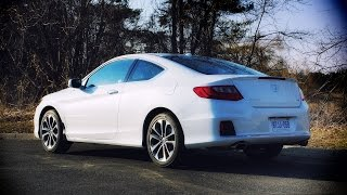 2014 Honda Accord Coupe V6 EX-L Navi Review