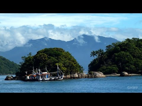 Coastal Paradise: Ilha Grande + Paraty - In A Brazil Minute (Week 148) [HD]