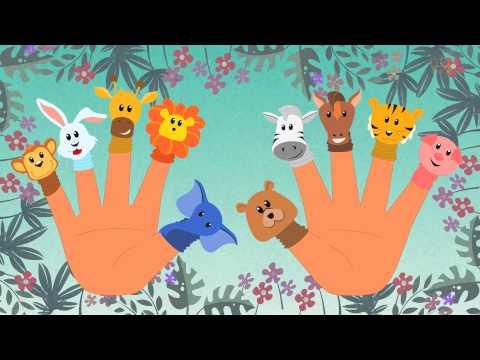 Ten Little Fingers Kids Tv Nursery Rhymes S01EP94