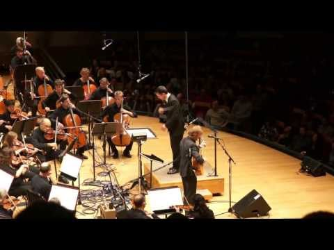 Trey Anastasio with The Colorado Symphony performing If I Could