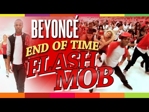 Beyonce End Of Time Target Flash Mob Follow @toddyrockstar on Instagram
