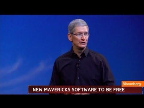 Apple CEO Tim Cook: Our Competition Is Confused