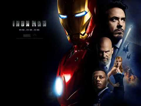 Iron Man theme song !!!