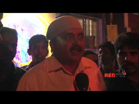 Tamil Comedian Chitti Babu Funeral  -- Red Pix video