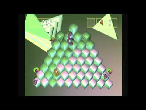 Classic Game Room HD - Q*BERT for Sega Dreamcast review
