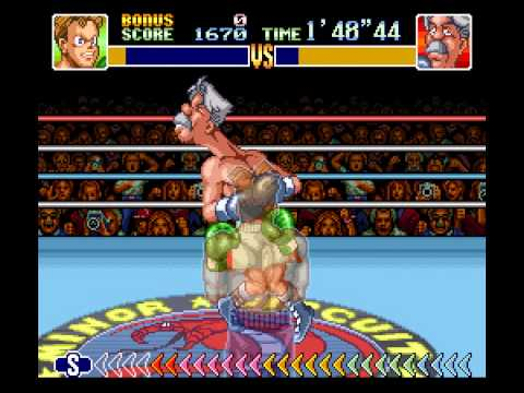 Super Punch-Out!! - Super Punch-Out!! (SNES) - Vizzed.com Play - User video