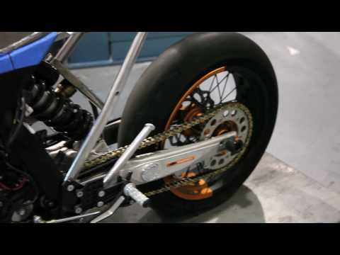 530 KTM Cafe Custom Build 1
