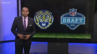 4 LSU players declare for NFL Draft, more will join them