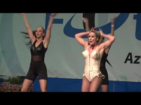 14. DECATHLON FittAréna - Sifi & Kangoo Team - Kangoo Jumps Madonna Show