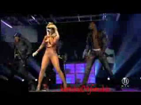 Lady GaGa Just Dance HQ live @ The Dome 49( special edition)